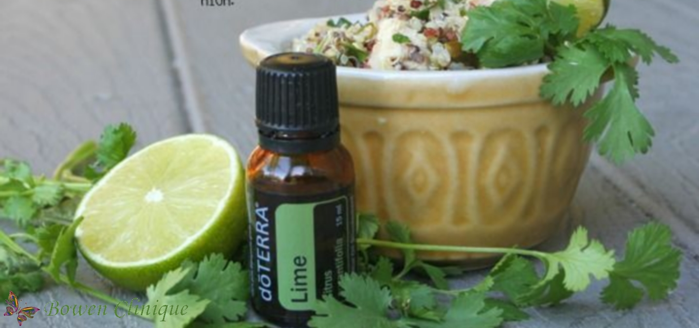 Aromaterapie ulei esential de lime