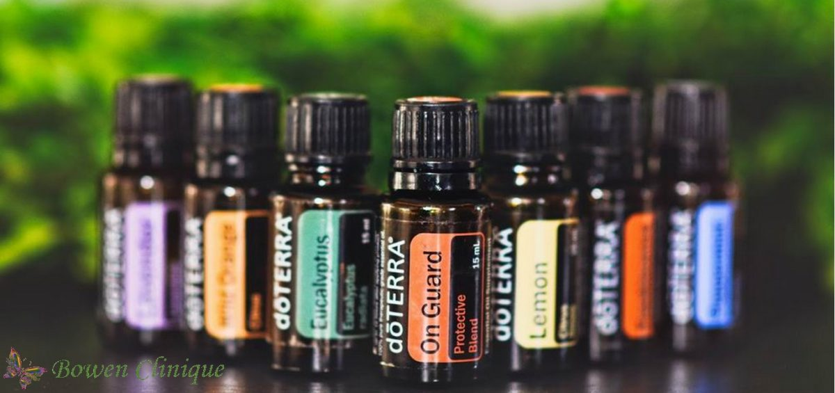 Aromaterapie Tratament Clinica Bowen